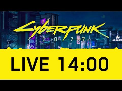 LIVE Cyberpunk 2077 - Comentando as novidades