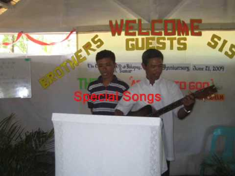 4TH ANNIVERSARY OF THE CHURCH OF GOD AT TALOLORA, PALAPAG, NORTHERN SAMAR