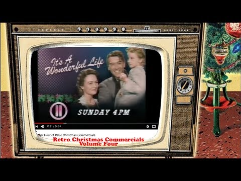 Volume 4: Another Hour of Retro Christmas Commercials