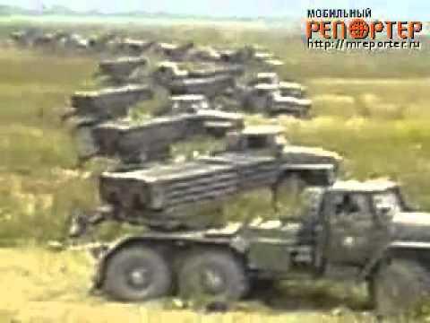 Gìn giữ hòa bình của Nga đánh bom Nam Ossetia dân sự của người cxinvali