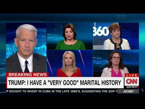 navarro muslim Watch video republican commentator ana navarro got in a heated argument with cnn colleague and cnn's navarro to jeff lord: it must be so nice the muslims, and the.