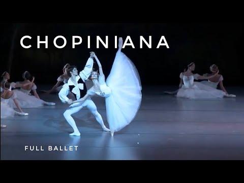 Chopiniana, Mariinsky Ballet