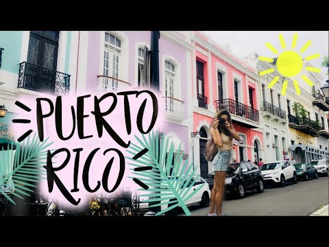 CARNIVAL CRUISE 2018 DAY 1! | FLYING TO PUERTO RICO + CABIN TOUR!