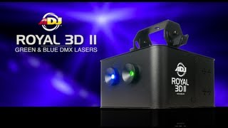 Video ADJ Royal 3D II download MP3, 3GP, MP4, WEBM, AVI, FLV Agustus 2018