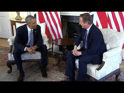 How President Obama Weighed in on Brexit