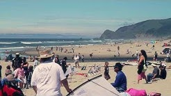 Oregon Coast Summer Kite Festival 2010 [HD]