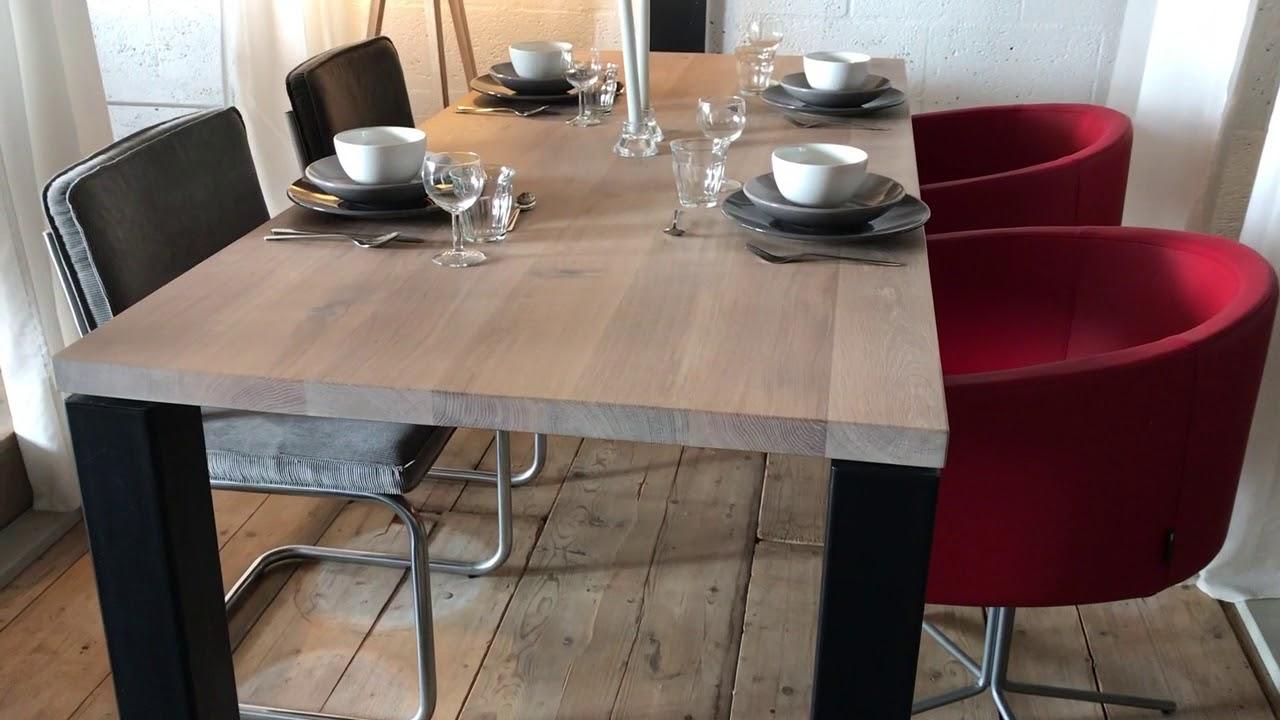 Dutch Design Tafel : Tafel dutch design table new york youtube
