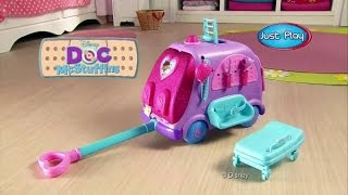 Toy Commercial 2014 - Doc McStuffins Get Better Talking Mobile Clinic - Great Heartbeat