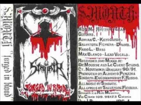 Sinoath - Forged in Blood (Full Demo) thumb