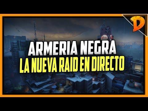 ¡La RAID de la Armería Negra! #Destiny2 thumbnail