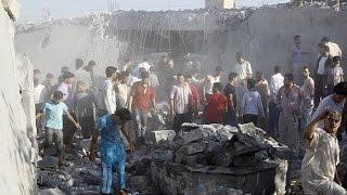 سياسة  بالفيديو.. معركة حلب.. خريطة الجبهات وأطراف القتال