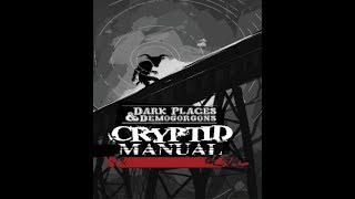 Dark Places and Demogorgons: Cryptid Manual Review