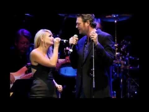 """Blake Shelton & Miranda Lambert """"Holding On To You"""""""