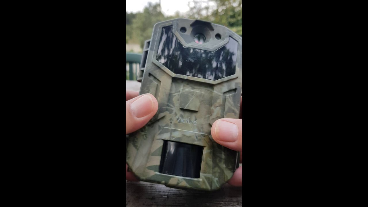 Download TUTO caméra nocturne de chasse Victure