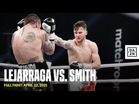 FULL FIGHT | Kerman Lejarraga vs. Jez Smith