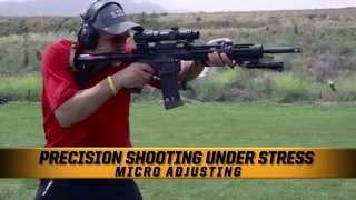 Subject Matter Expert Series: Precision Shooting Under Stress - Micro Adjusting