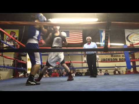 VIDEO: Golden Gloves' fight of the night