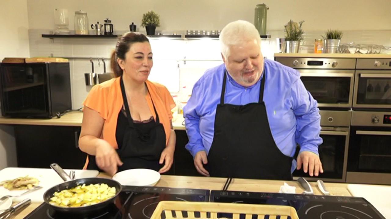 Cocina familiar la tribuna con javier romero youtube for Javier romero cocina