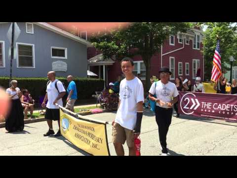 2015 New Bedford Cape Verdean Recognition Parade
