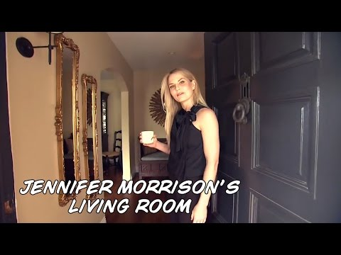 Jennifer Morrison's LA house