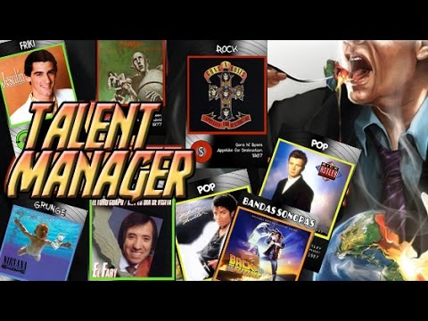 TALENT MANAGER - REDISEÑO MODERN ART