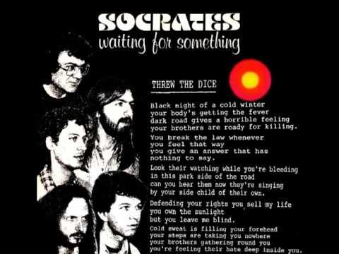 Socrates - Waiting for something ( Full album with Lyrics )