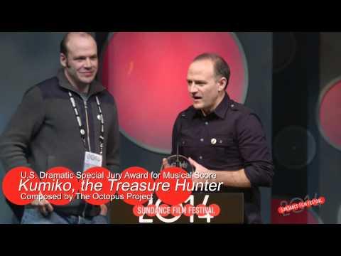 U.S. Dramatic Special Jury Award for Musical Score Musical Score:Kumiko, the Treasure Hunter