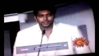 Robo Endhiran Audio Release Function Tamil : Malaysia : Jayam Ravi 1