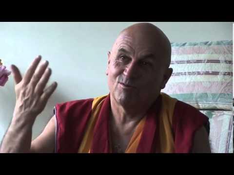 Matthieu Ricard - The Teacher - Student Relationship