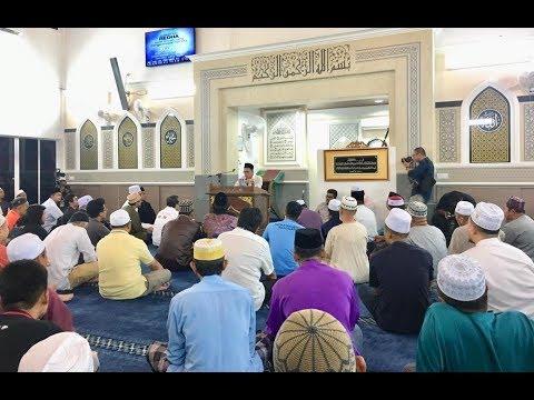 Anwar Ibrahim: Tazkirah Maal Hijrah di Masjid Linggi, Port Dickson