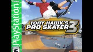 Tony Hawk's Pro Skater 3 Music - Gangsta [Menu Music] (Extended)
