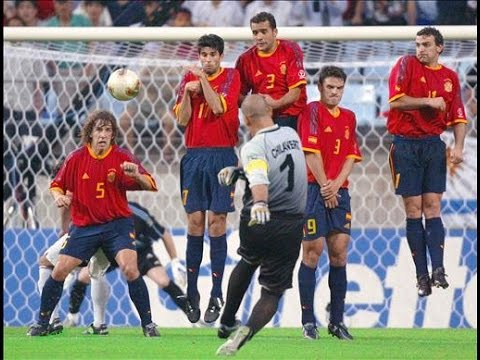 Chilavert ★ All 8 Paraguay Goals