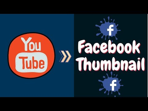 How to Post YouTube Video on Facebook with BIG Thumbnail