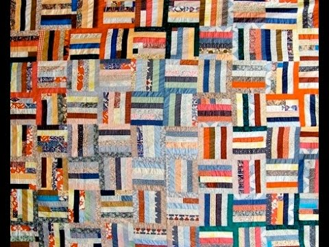 Rail Fence Quilt Pattern Variations Youtube