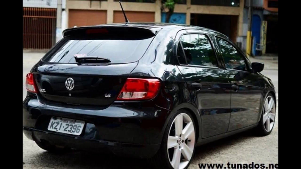 Fotos De Volkswagen Gol G5 Tuning Youtube