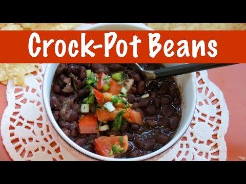 Crock Pot Recipe   Vegan Bean Stew  The Frugal Chef
