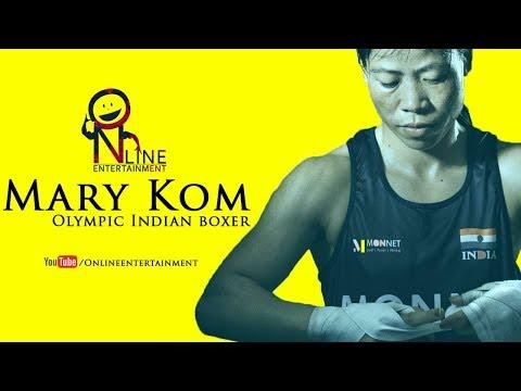 Mary Kom Success Story | Mary Kom Biography | Motivational Video in Hindi