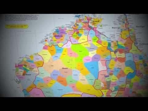 Aboriginal Countries And Languages Of Australia