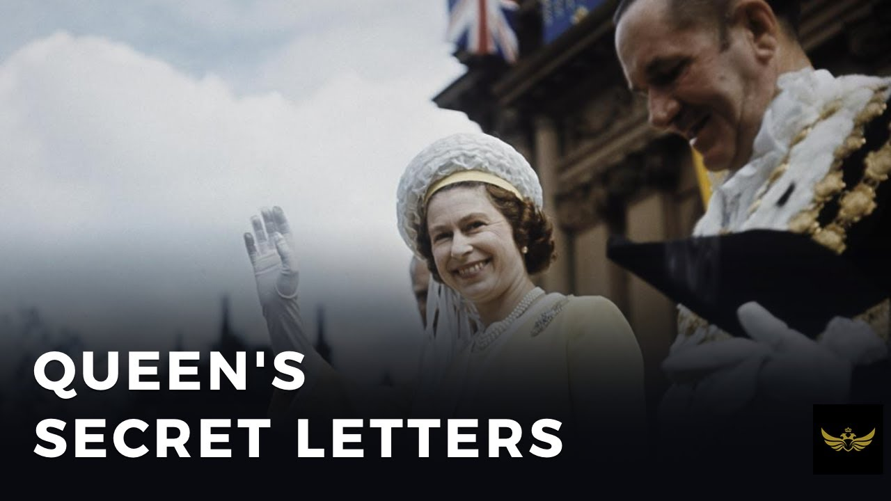 Secret Palace letters & the Queen's role in Australian history (Before the video)