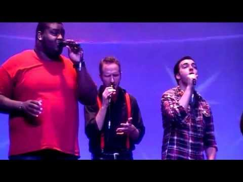 Acappella - I'm At Your Mercy, Acafest 2012