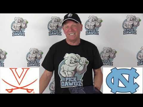 North Carolina vs Virginia 2/15/20 Free College Basketball Pick and Prediction CBB Betting Tips
