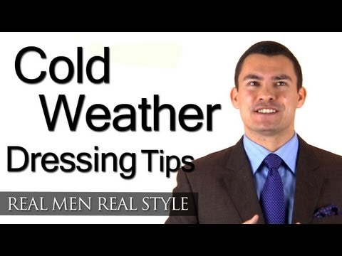 Cold Weather Dressing Tips - 3 Layer System - Base Layer - Insulating Layer - Protective Layer