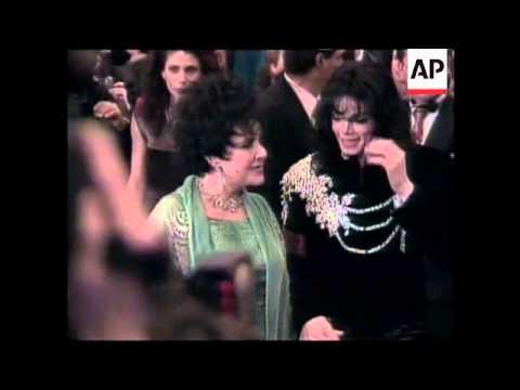 Michael Jackson In London, Elizabeth Taylor's 65th Birthday, Michael Jackson's 2nd Child, Michael Ja