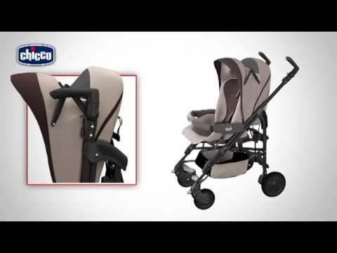 7bd2ec4a1 Chicco Living Smart Stroller - YouTube