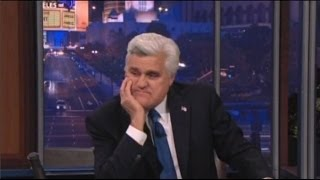 Jay Leno Cries In Epilogue - The Tonight Show with Jay Leno Goodbye (Full) - ORIGINAL