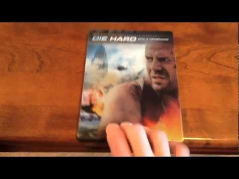 Die Hard With A Vengeance DVD Steelbook