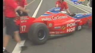 Jos Verstappen bridgestone tyretest 1996 Magny Cours