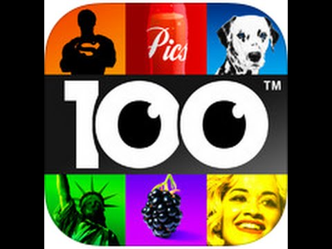 100 Pics Song Puzzles Level 1-50 Answers