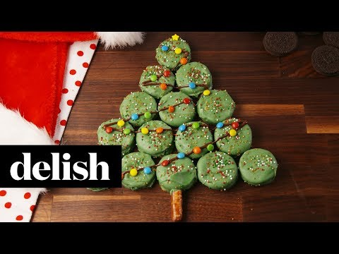 Oreo-Christmas-Trees-Delish
