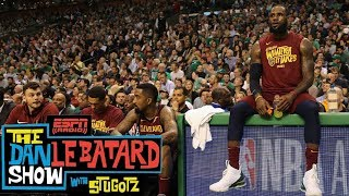 'Horrible' supporting cast costing Cleveland Cavaliers | Dan Le Batard Show | ESPN